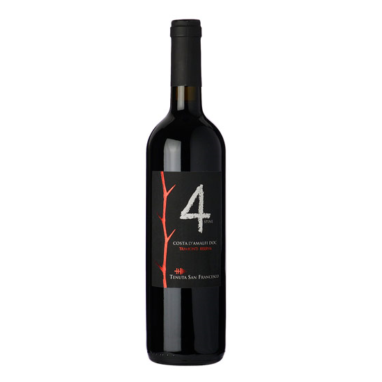 Quattrospine (4 spine) Aglianico, Tenuta San Francesco 2014 - Secret Cellar
