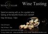 February wine tasting evening at Insole Court, LLandaff - giornos
