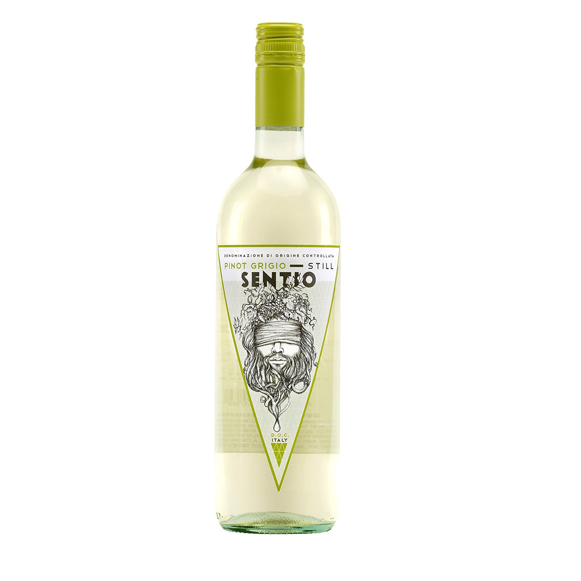 Pinot Grigio DOC,  Sentio 2016 - Secret Cellar