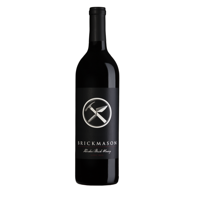 Brickmason Blend, Klinker Brick Winery 2016 - Secret Cellar