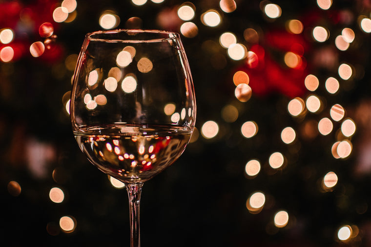 Christmas wine tasting evening at Insole Court, LLandaff - giornos