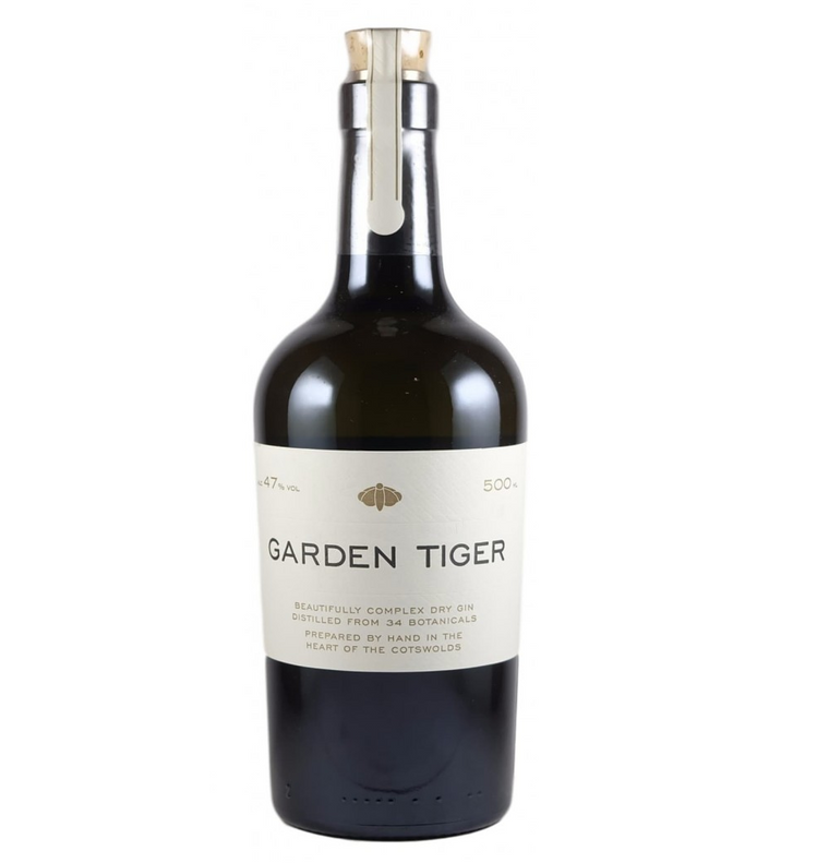 Garden Tiger Gin 50cl - Secret Cellar