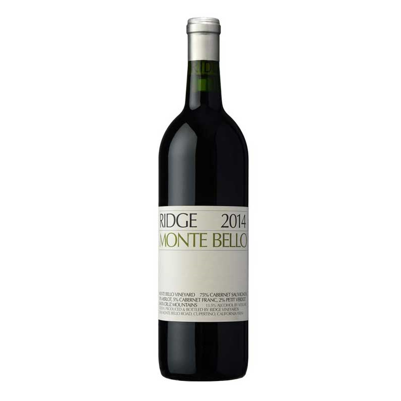 Cabernet Sauvignon Monte Bello, Ridge 2014 - Secret Cellar