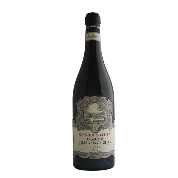 Amarone Della Valpolicella DOC, Santa Sofia 2012 - Secret Cellar