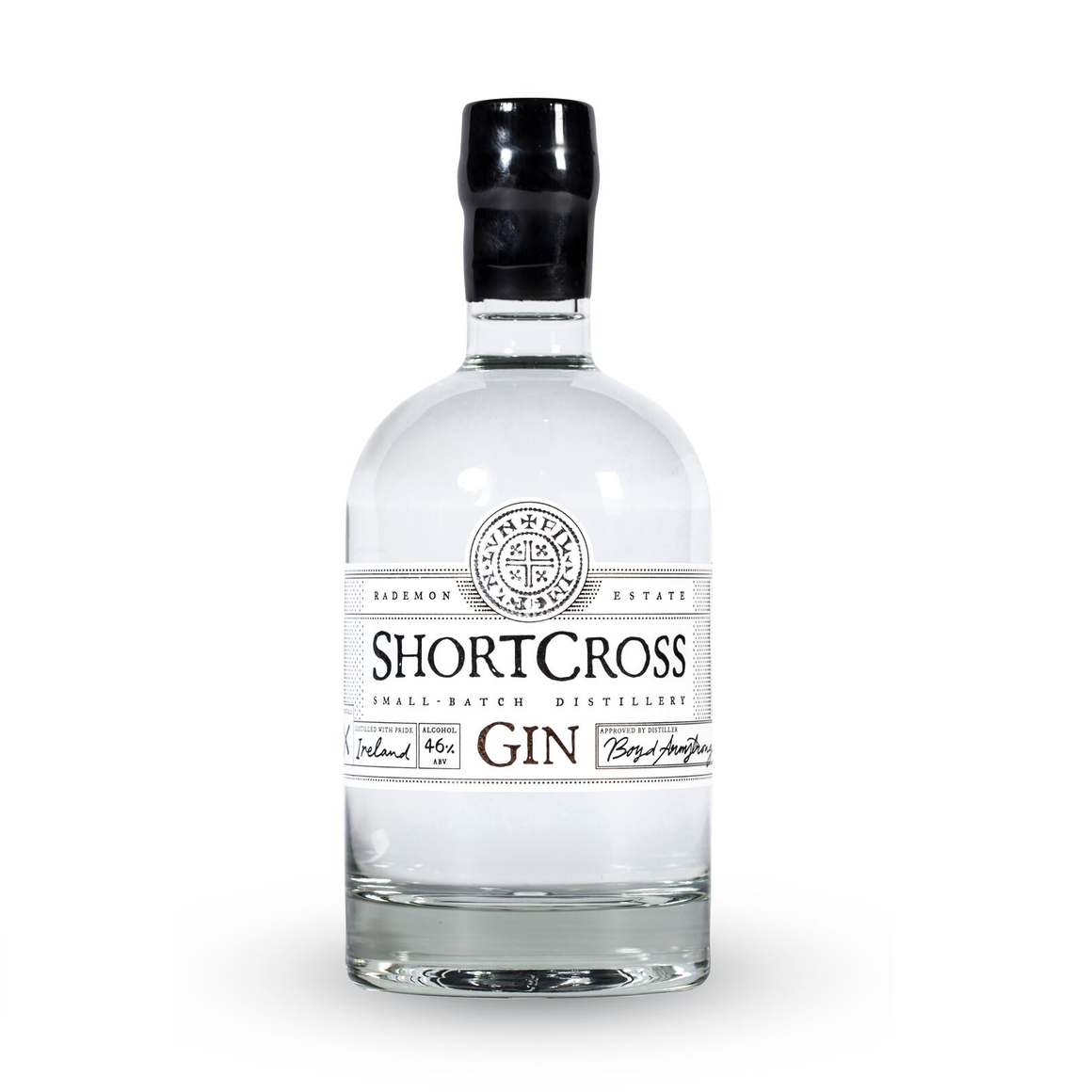 Shortcross Gin - Secret Cellar