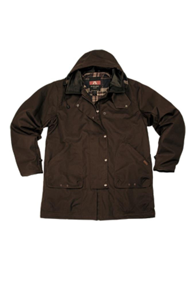 Ottways Jacket in Brown