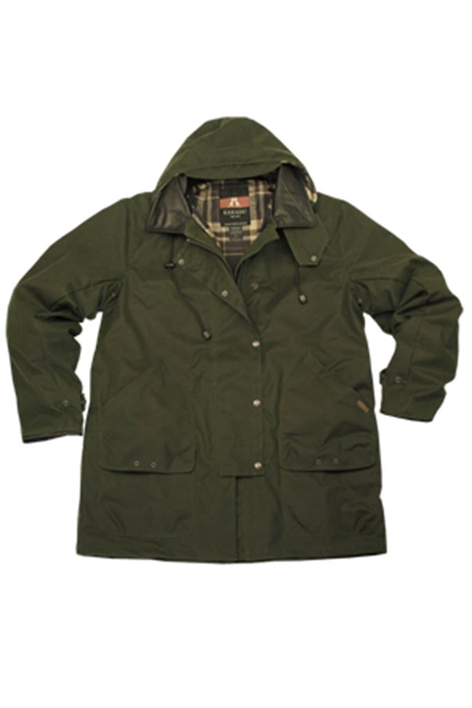 Ottways Jacket in Olive