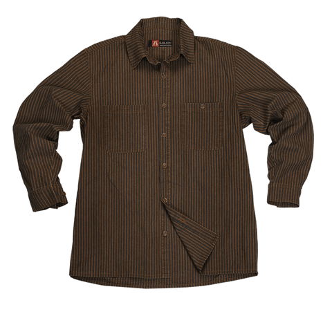 Monash Shirt in Tobacco