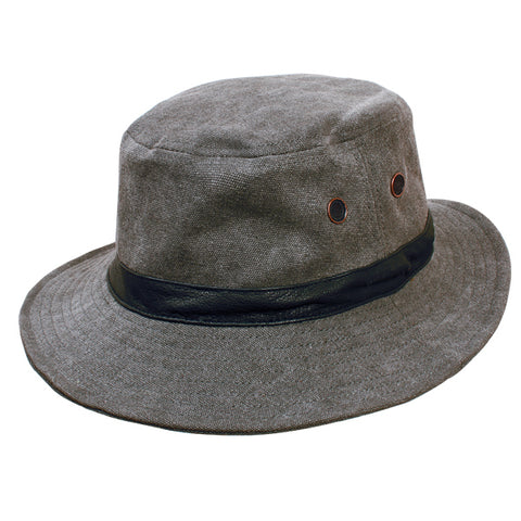WILKIN HAT In Steel Grey