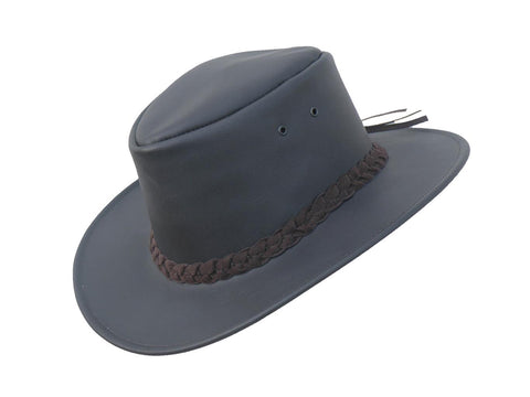 Colonial Hat In Brown Matte