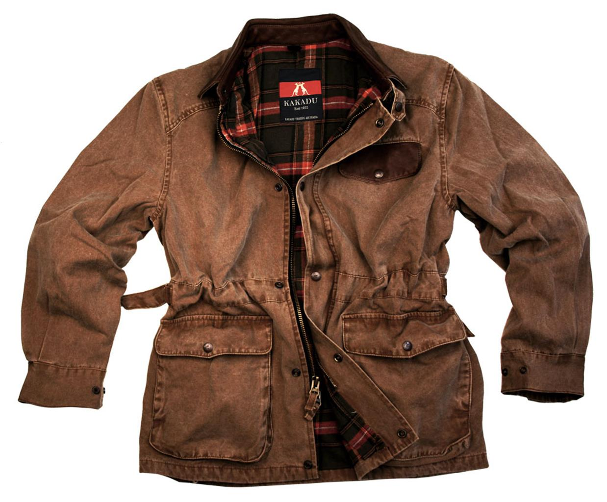 Pilbara Jacket in Tobacco