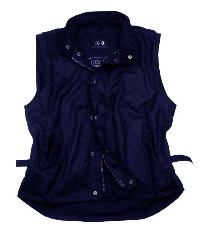 Workhorse Vest in Navy