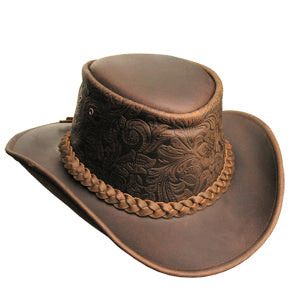 Spainard Leather Hat
