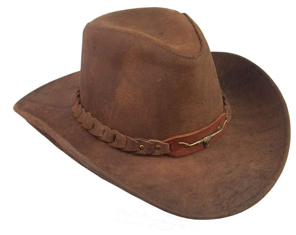 Brumby Hat In Brown