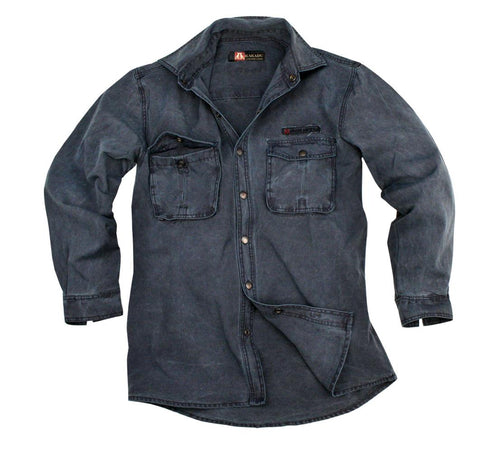 Mcleod Shirt in Blue