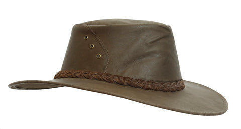 Darwin Hat in Brown