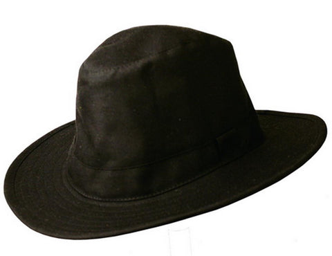 Rosebank Hat in Black