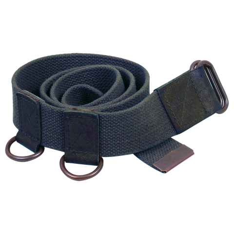 Double D Belt in Grey