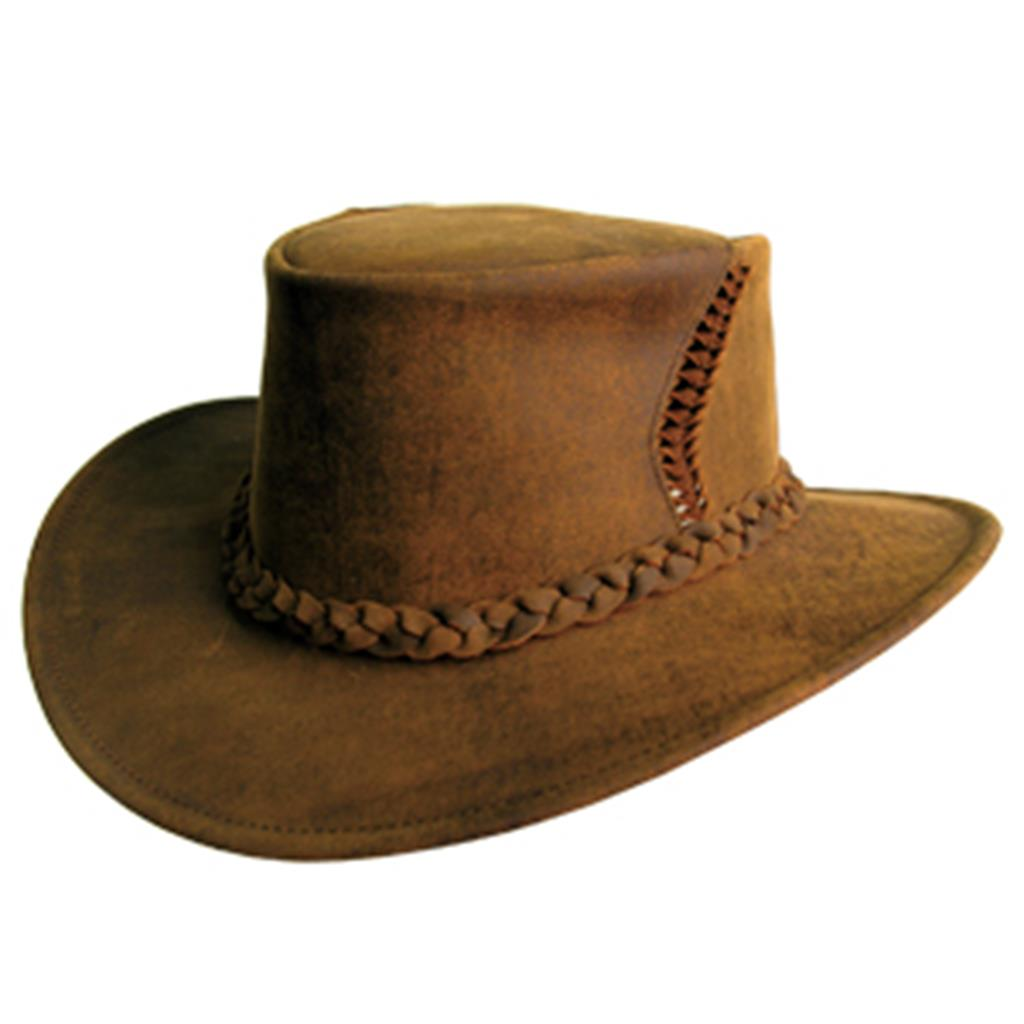 Cobram Hat In Tobacco