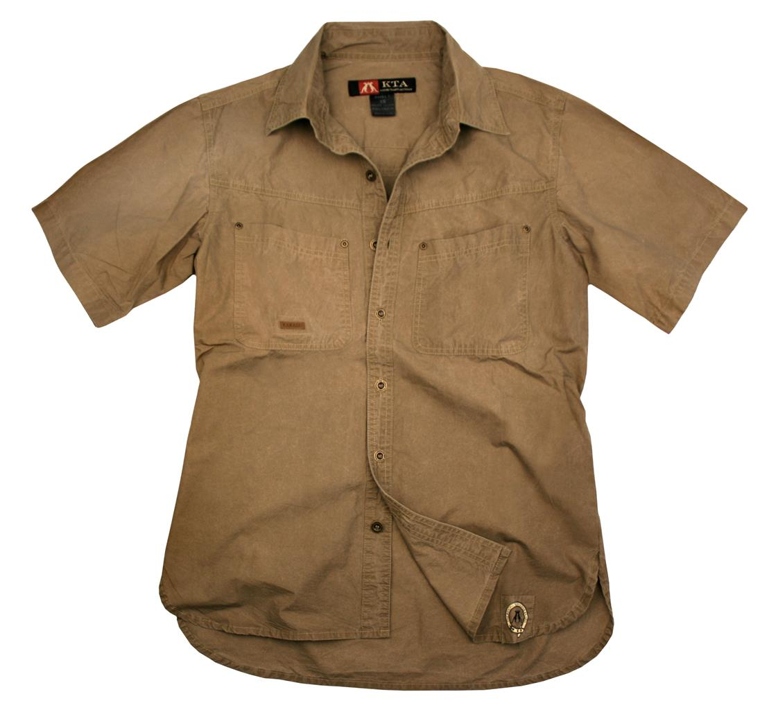 Kingsland Shirt in Taupe