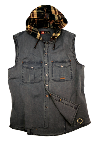 Roston Shirt in Blue