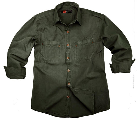 York Shirt Loden