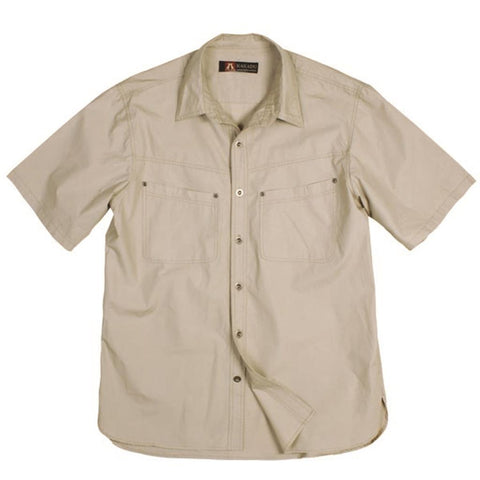 Kingsland Shirt in Bone