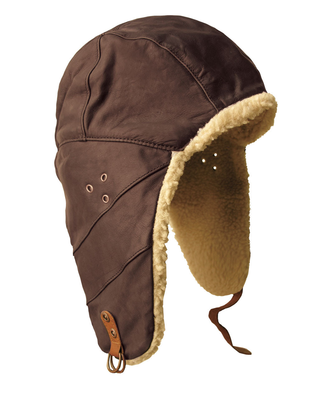 Flying Doctor's Hat In Brown