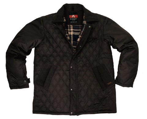 Hoover Jacket in Black