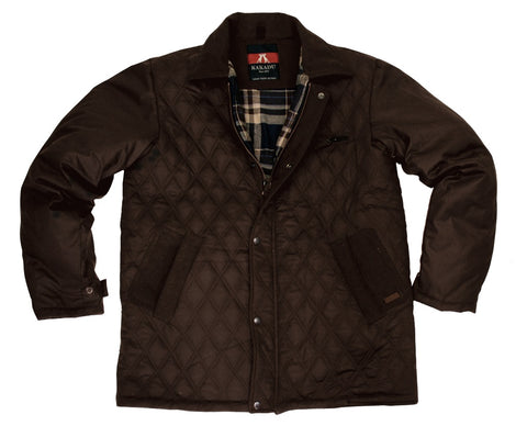 HOOVER JACKET in Brown