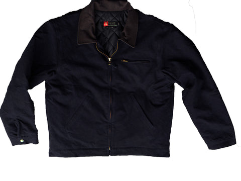 DEAN CC JACKET in Navy