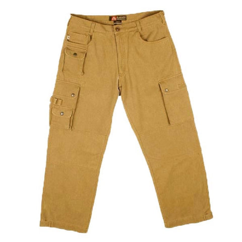 Holster Cargo Pants in Mustard