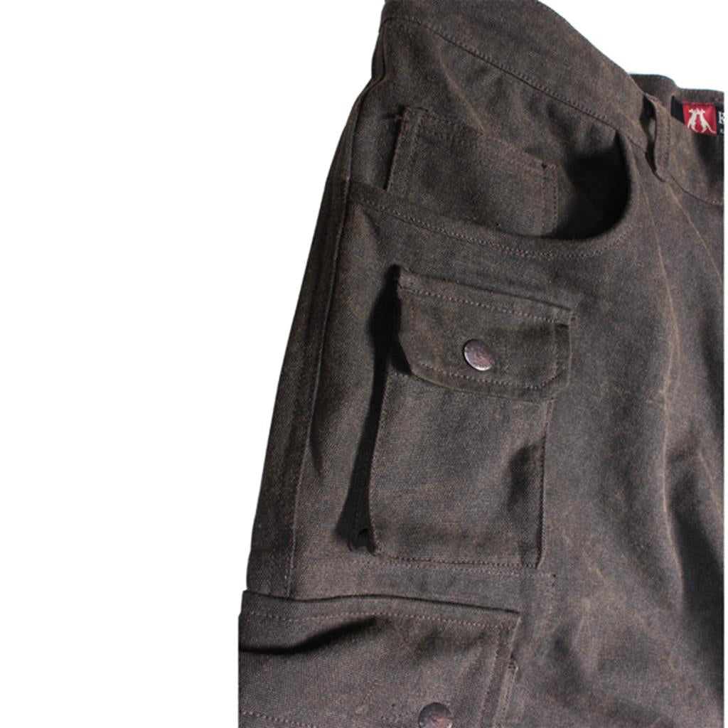 Holster Cargo Pants in Taupe