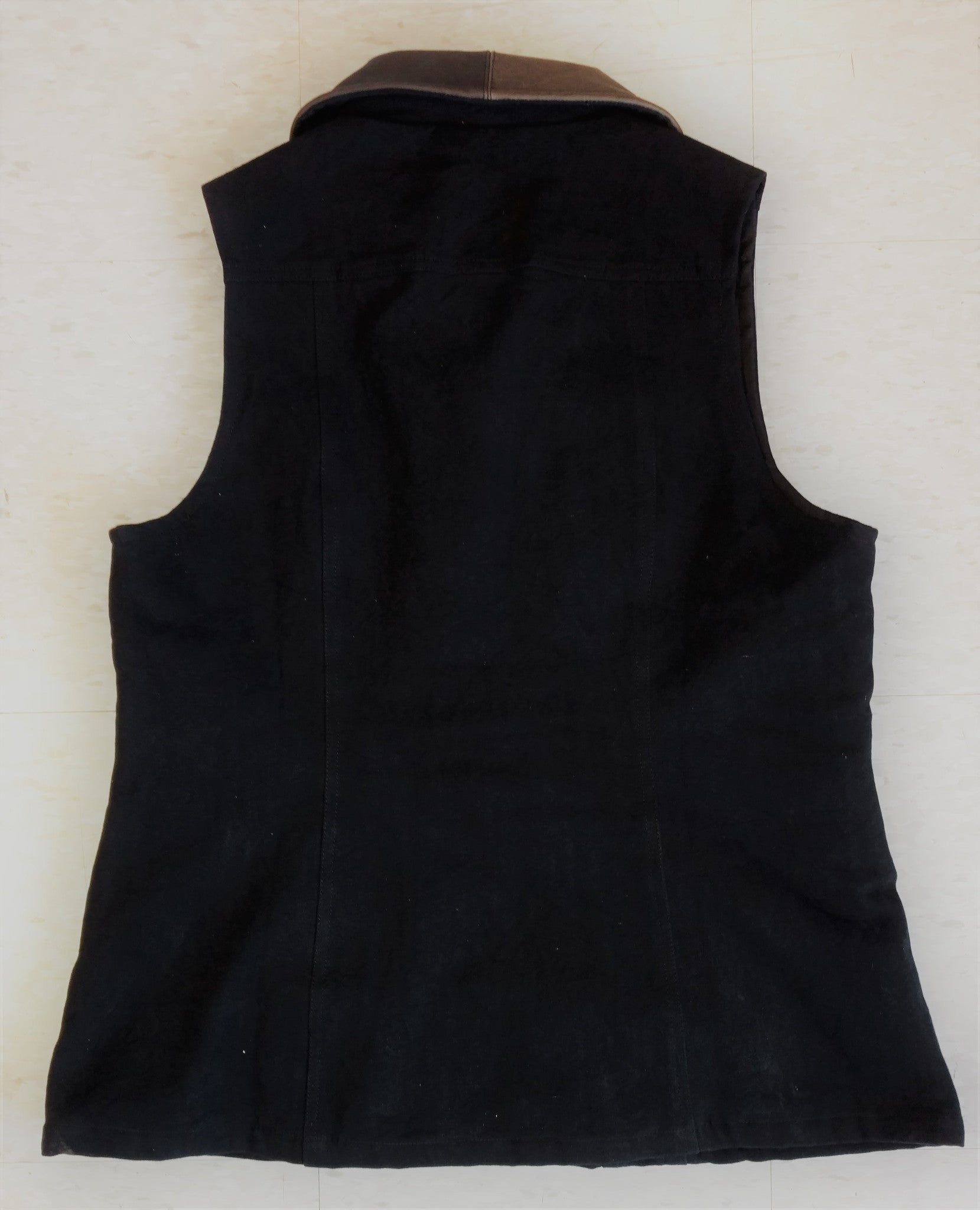 WOMEN'S THELMA VEST, Black