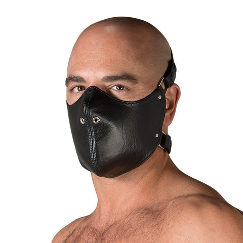 665 Leather Mouth Restrictor