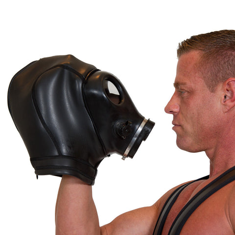 Neoprene Gas Mask Hood