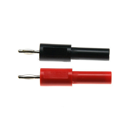 Adaptor 4mm to 2mm (2mm plug/pair)