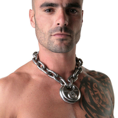 Big Boy Chain Collar
