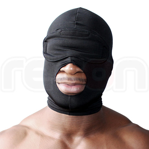 Stretch Lycra Hood - Blindfold
