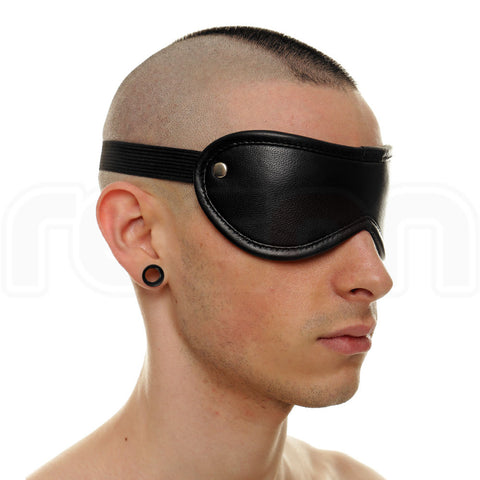 Recon Leather Blindfold