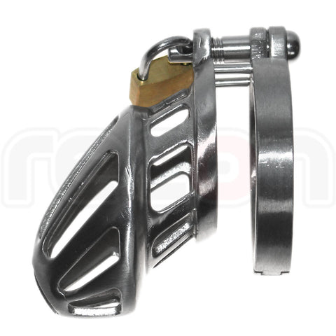 BON4M Small - Stainless Steel Chastity Device