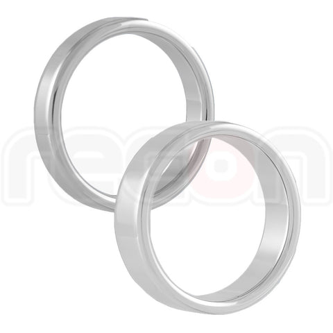 Chrome Band Cockring