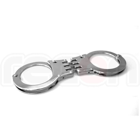 Heavy Duty Hinged Handcuffs