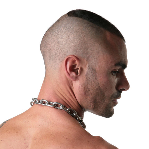 Lil' Boy Chain Collar - 5mm