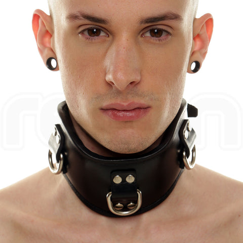 Recon Padded Leather Posture Collar