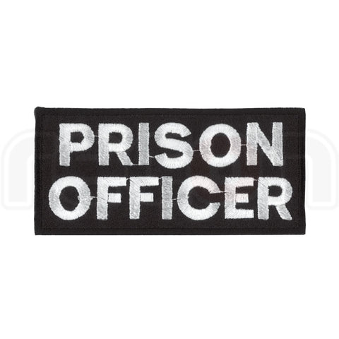 Prison Officer Patch