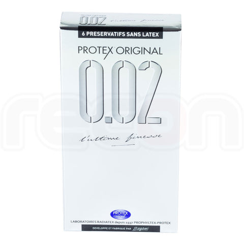 Protex 0.02 Condoms