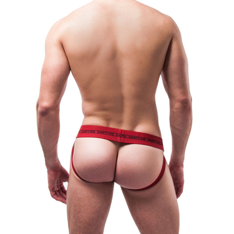 Nasty Pig Core Jockstrap - Red