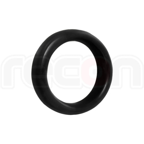 Wide Silicone Donut Ring