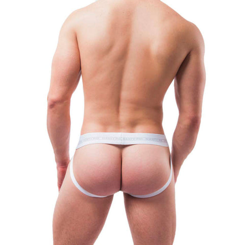 Nasty Pig Core Jockstrap - White